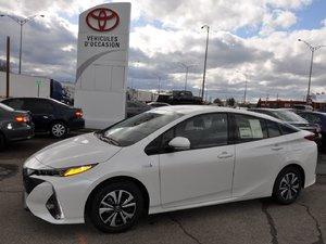 2017 Toyota PRIUS PRIME ÉDITION TECHNOLOGIE