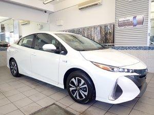 2018 Toyota PRIUS PRIME Demo