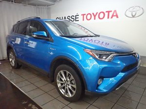 Toyota RAV4 Hybrid Hybrid Limited 2016
