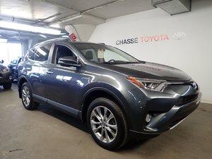 Toyota RAV4 Hybrid Hybrid Limited + Garantie PEA Platine 2016