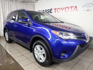Toyota RAV4 LE AWD - Amélioré - Caméra de recul 2014