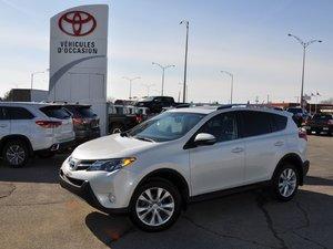 2015 Toyota RAV4 Limited,SUV
