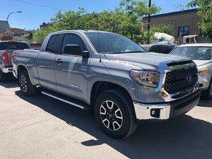 2018 Toyota Tundra Double Cab TRD + Pneus + Options