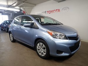 2014 Toyota Yaris Hatchback Gr. Commodité + Garantie PEA