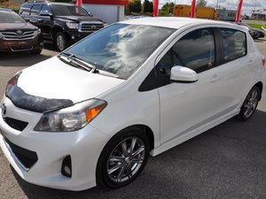 Toyota Yaris SE FOG,MAGS,AIR CLIMATISÉ,GR. ELECTRIQUE 2014
