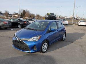 2015 Toyota Yaris LE GROUPE ÉLECTRIQUE ,CRUISE CONTROL