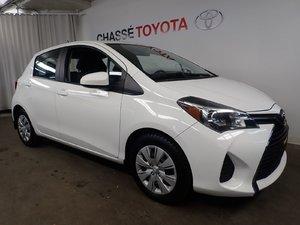 2015 Toyota Yaris Hatchback Gr. Commodité + Garantie PEA