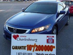 Honda Accord COUPE EX GARANTIE 10 ANS 200,000KM 2008 À PARTIR DE 63.95$ PAR SEMAINE!*