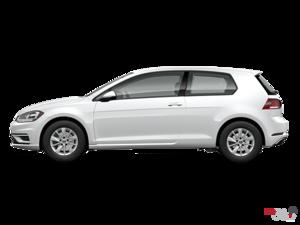 Volkswagen Golf 3 portes  2018