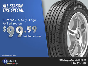 All-Season Tire Special