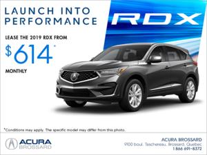 New 2019 Acura Rdx Near Montreal Acura Brossard