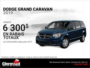 Dodge Grand Caravan 2019