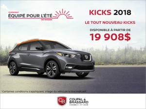 Nissan Kicks 2018