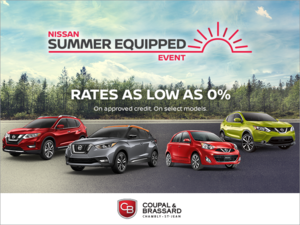 Nissan Summer Equipped Event