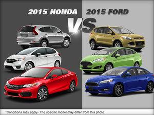 Honda vs. Ford