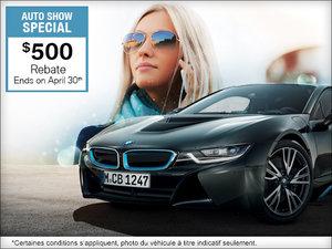 Save at Elite BMW During the Ottawa Auto Show!