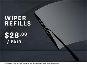 Wiper Refills