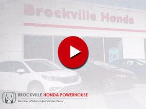 Brockville Honda - septembre