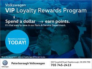 VIP Loyalty Rewards Program