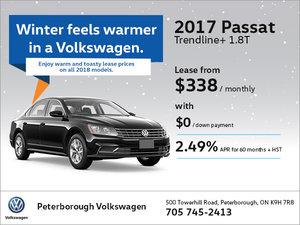 2017 Passat Trendline+ 1.8T