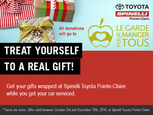 Treat Yourself to a Real Gift!