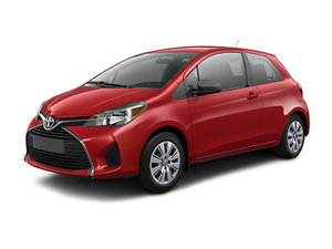 Drive The all-new 2015 Toyota Yaris starting from $165 per month