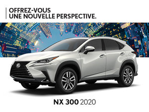 Lexus NX neuf en promotion à Montréal