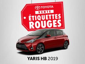 Toyota Yaris neuf en promotion à Montréal