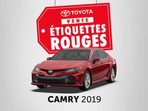 Toyota Camry neuf en promotion à Montréal