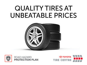 Quality Tires at Unbeatable Prices