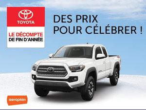Toyota Tacoma neuf en promotion à Montréal