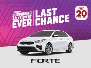 New Kia Forte deals in Montreal