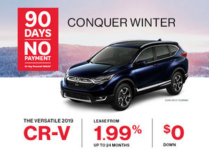 New Honda CR-V Deals in Montreal