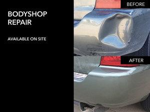 Bodyshop repair - Free estimate - Spinelli Honda Montreal