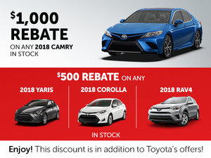 Red Tag Days at Spinelli Toyota