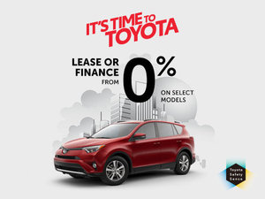 It's Time to Toyota at Spinelli