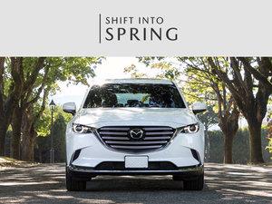Mazda Shift into Spring Sales Event