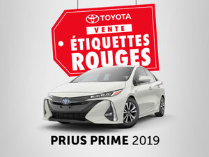 Toyota Prius Prime Neuf en Promotion à Lachine