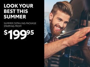 Brilliant Offer on our All-inclusive Detailing Package