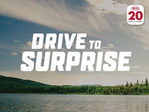 Kia's Drive to Surprise Sales Event