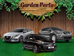 L'Événement Garden Party de Spinelli Nissan