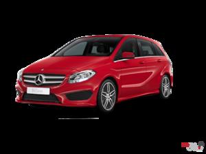 2016 Mercedes-Benz B250 4MATIC