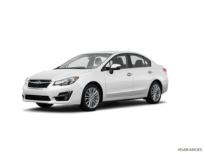 2016 Subaru Impreza 4Dr Limited Pkg at w/Tech