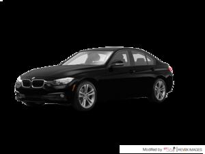 2017 BMW 320i XDrive Sedan