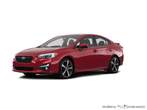 Subaru Impreza 5Dr Sport-Tech CVT 2017