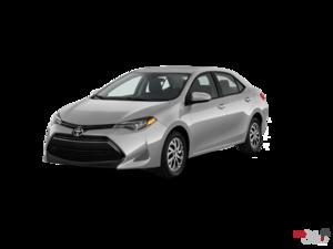 2017 Toyota Corolla 4-door Sedan LE CVTi-S