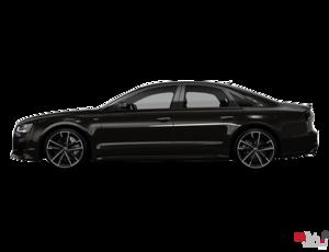 2017 Audi S8 PLUS