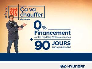 L'événement ÇA VA CHAUFFER chez Hyundai