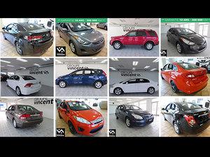 Grand inventaire de véhicules d'occasion à moins de 10 000$! chez Avantage Honda à Shawinigan