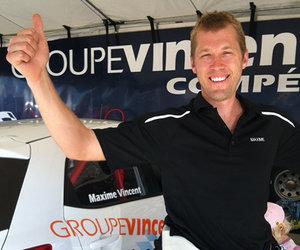 Maxime Vincent : un PDG qui roule à toute vitesse!